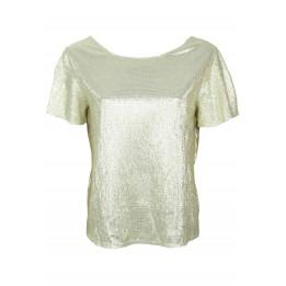 Tricou Promod Glow Golden