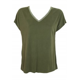 Tricou Promod Simple Green