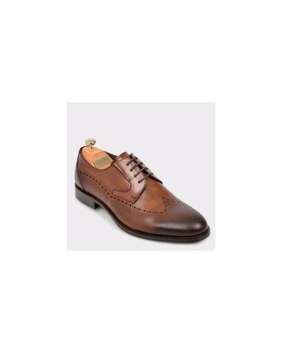Pantofi LE COLONEL maro, 45240, din piele naturala