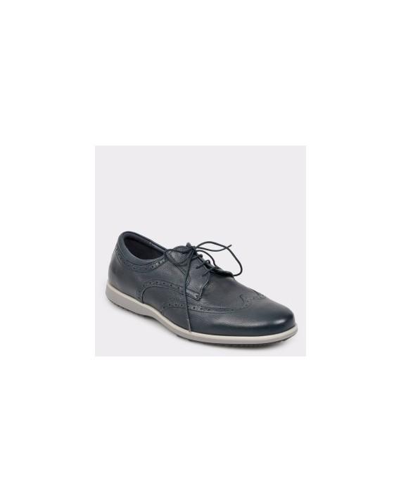 Pantofi GEOX bleumarin, U926Qa, din piele naturala