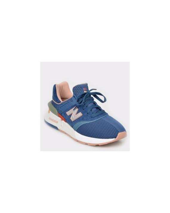 Pantofi sport NEW BALANCE albastri, Ws997, din material textil