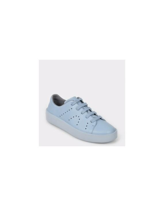 Pantofi CAMPER albastri, K200828, din piele naturala
