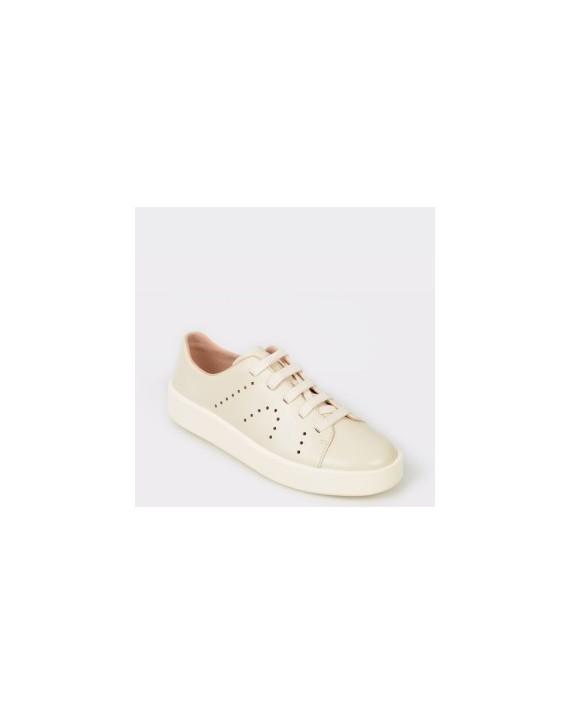 Pantofi CAMPER bej, K200828, din piele naturala