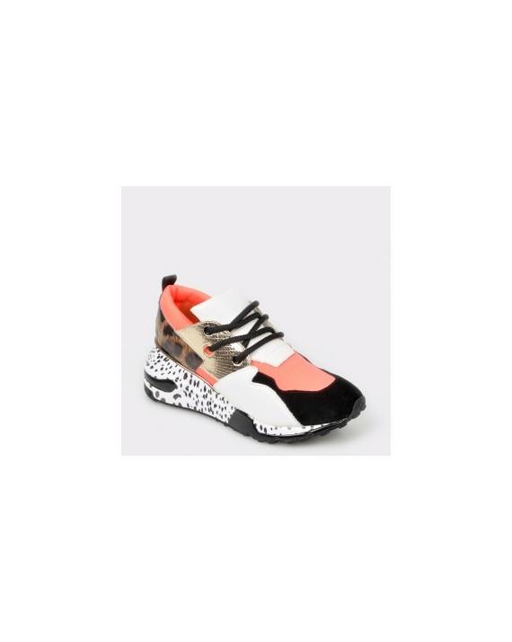 Pantofi sport STEVE MADDEN multicolori, Cliff, din material textil