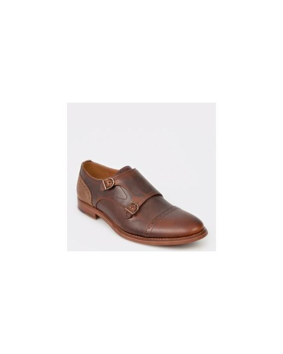 Pantofi ALDO maro, Coito, din piele naturala