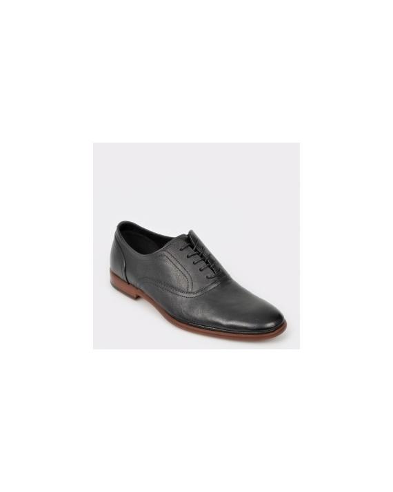Pantofi ALDO negri, Giambono, din piele naturala