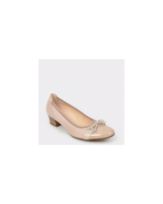 Pantofi GABOR bej, 22205, din piele naturala