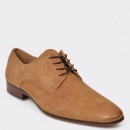 Pantofi ALDO maro, Tilawet, din piele naturala