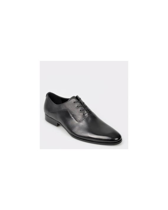 Pantofi ALDO negri, Elaerien, din piele naturala