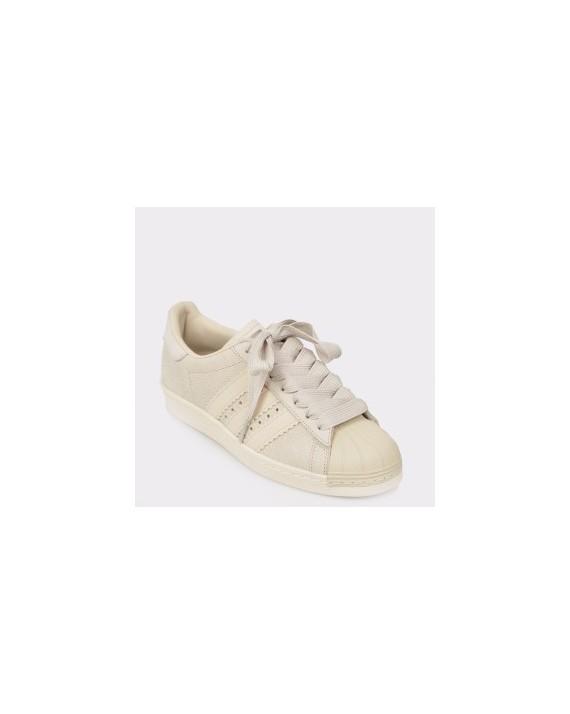 Pantofi sport ADIDAS crem, Cg5938, din piele naturala