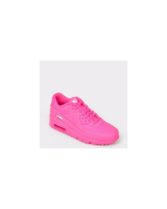Pantofi sport NIKE roz, 833376, din piele ecologica