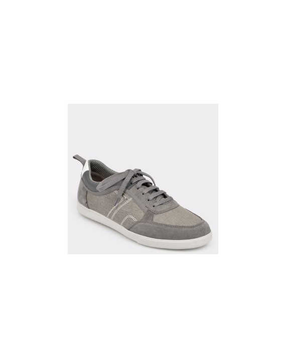 Pantofi sport GEOX gri, U922Ca, din material textil
