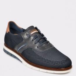 Pantofi SALAMANDER bleumarin, 56504, din material textil