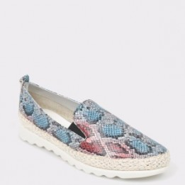 Espadrile The FLEXX multicolore, Chappie, din piele naturala