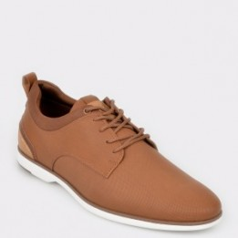 Pantofi ALDO maro, Voedien, din piele ecologica
