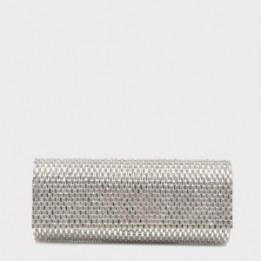 Poseta ALDO argintie, Montelibretti, din PVC