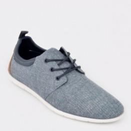 Pantofi ALDO bleumarin, Ermengaud, din material textil