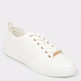 Pantofi sport ALDO albi, Mirarevia, din piele ecologica