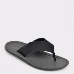 Sandale ALDO negri, Dwian din piele ecologica