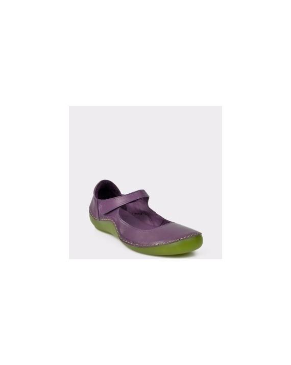 Pantofi FLAVIA PASSINI mov, 1, din piele naturala
