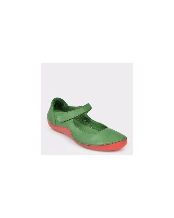 Pantofi FLAVIA PASSINI verzi, 1500, din piele naturala