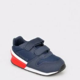 Pantofi sport pentru copii LE COQ SPORTIF bleumarin, 1910122, din piele ecologica