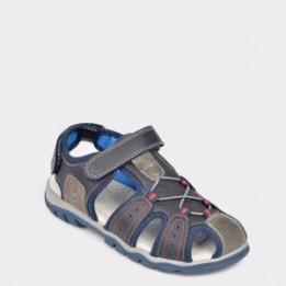 Sandale pentru copii SELECTIONS KIDS bleumarin, 3302, din piele naturala