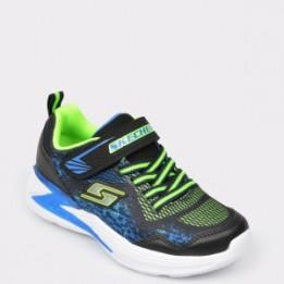 Pantofi sport pentru copii SKECHERS multicolori, 90563L, din material textil
