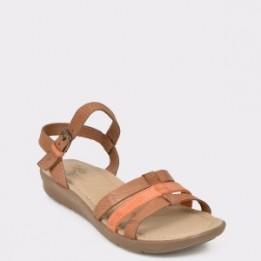 Sandale FLAVIA PASSINI maro, 37806, din piele naturala