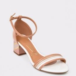 Sandale VIZZANO nude, 6291745, din piele ecologica