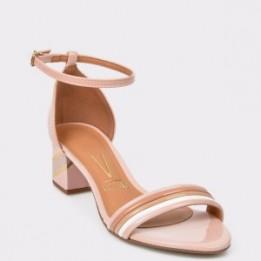 Sandale VIZZANO roz, 6291745, din piele ecologica