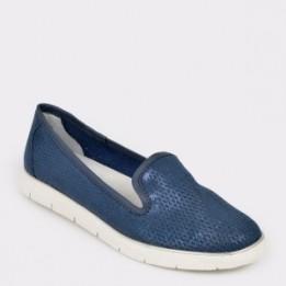 Pantofi FLAVIA PASSINI bleumarin, 2W2026, din piele naturala