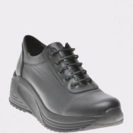 Pantofi FLAVIA PASSINI negri, 3411, din piele naturala