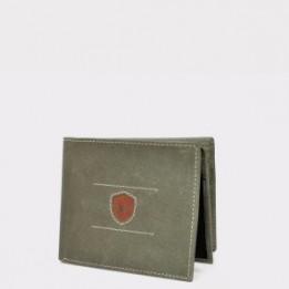 Portofel MARIO FERRETTI verde, 1944292, din piele naturala