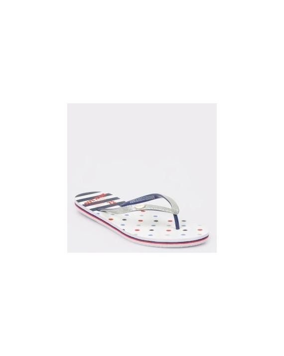 Slapi PEPE JEANS gri, Ls70057, din PVC