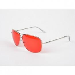 Ochelari de soare EPICA rosii, 1710043, din PVC