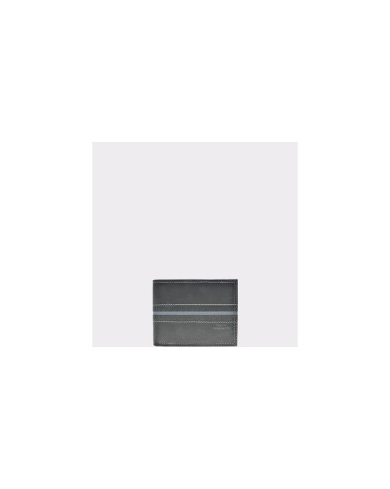 Portofel MARIO FERRETTI negru, 844292, din piele ecologica