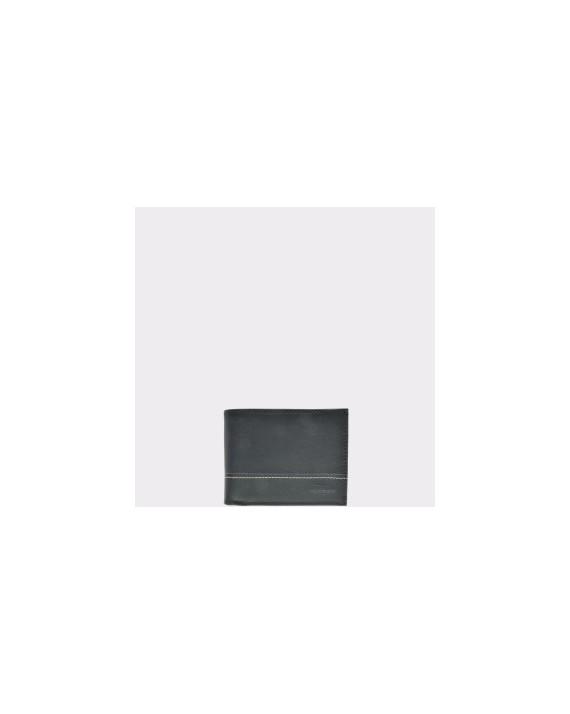 Portofel MARIO FERRETTI negru, 867292, din piele ecologica
