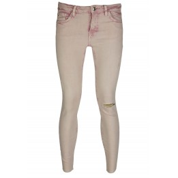 Blugi Bershka Ciara Light Pink