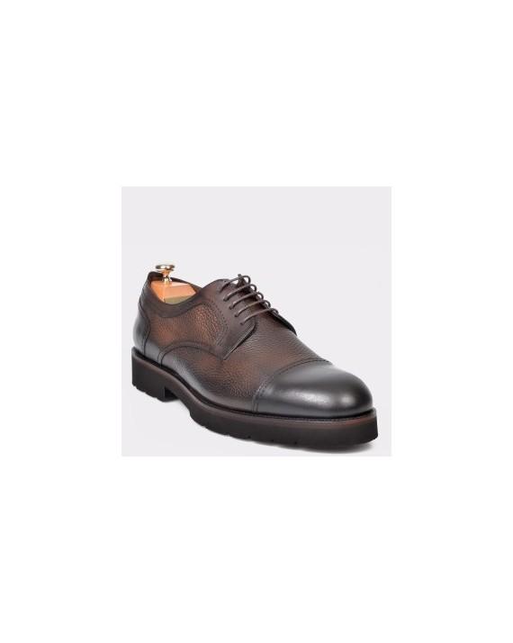 Pantofi LE COLONEL maro, 49117, din piele naturala