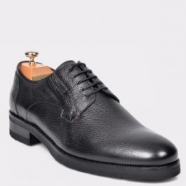 Pantofi LE COLONEL negri, 41276, din piele naturala