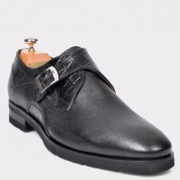 Pantofi LE COLONEL negri, 44137, din piele naturala