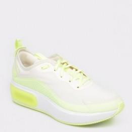 Pantofi sport NIKE, Air Max Dia albi, din material textil