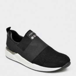 Pantofi sport ARA negri, 14662, din material textil