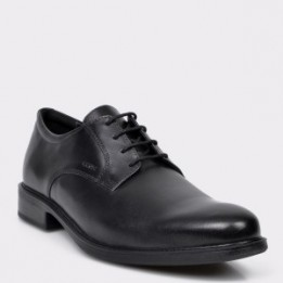 Pantofi GEOX negri, U52W1D, din piele naturala