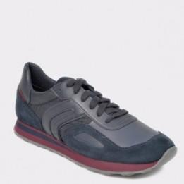 Pantofi sport GEOX bleumarin, U945VC, din piele naturala