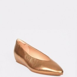 Pantofi CLARKS maro, Sense Lula, din piele naturala