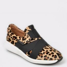 Pantofi sport CLARKS maro, Un Rio Strap, din piele naturala