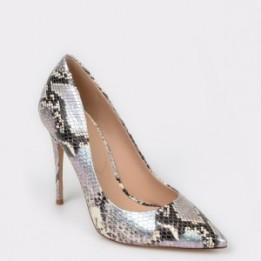 Pantofi ALDO mov, Stessy, din piele naturala