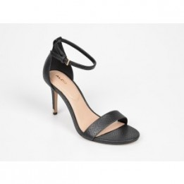Sandale ALDO negre, Eriressi, din piele ecologica
